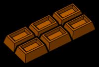 チョコレートイラスト素材