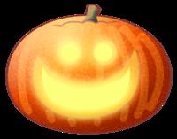 ハロウィン・かぼちゃイラスト素材